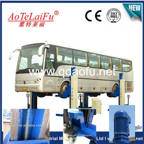 4 post adjustable car lift 20t/30T AL-QJJ20-4C