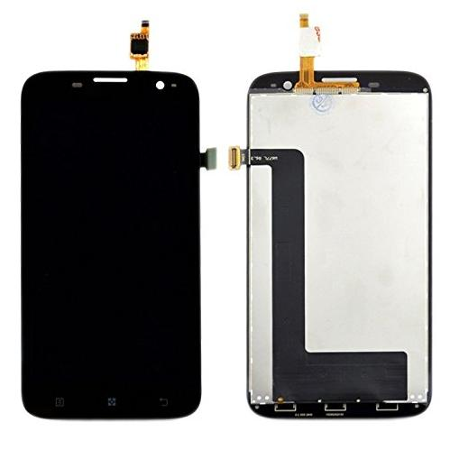 For Lenovo A859 LCD Display Screen Touch Digitizer Assembly Replacement