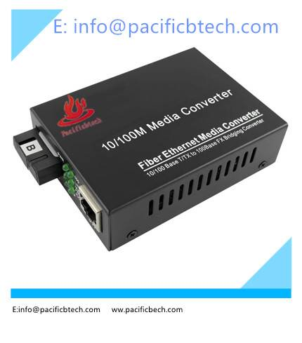 10/100M Single Fiber Media Converter