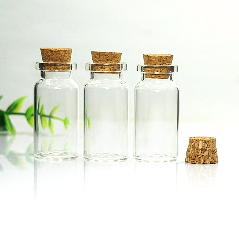 pharma packaging High Quality Low Borosilicate clear Glass Material Penicillin Bottles Vials Contact