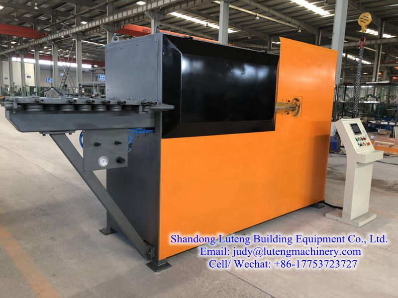 Automatic rebar stirrup bender/CNC wire bending machine price