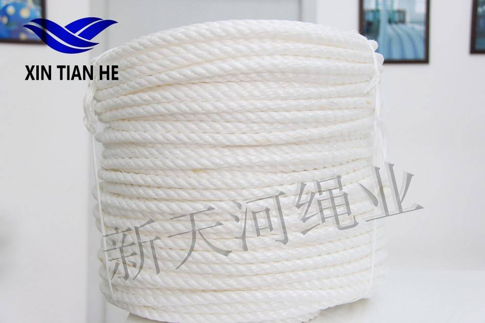 Factory price 3 strand PP rope 8-40mm