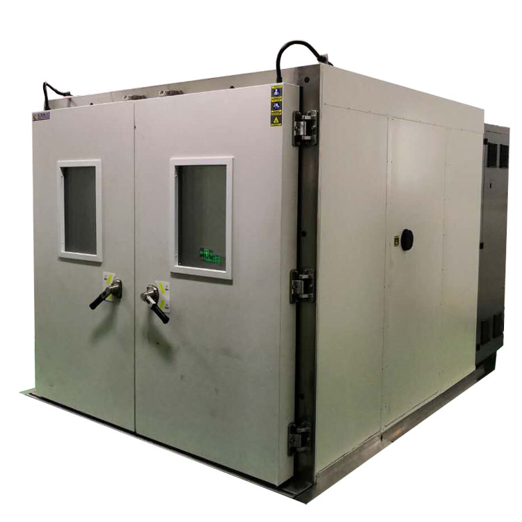 Laboratory aging test constant temperature and humidity chamber large LCD display