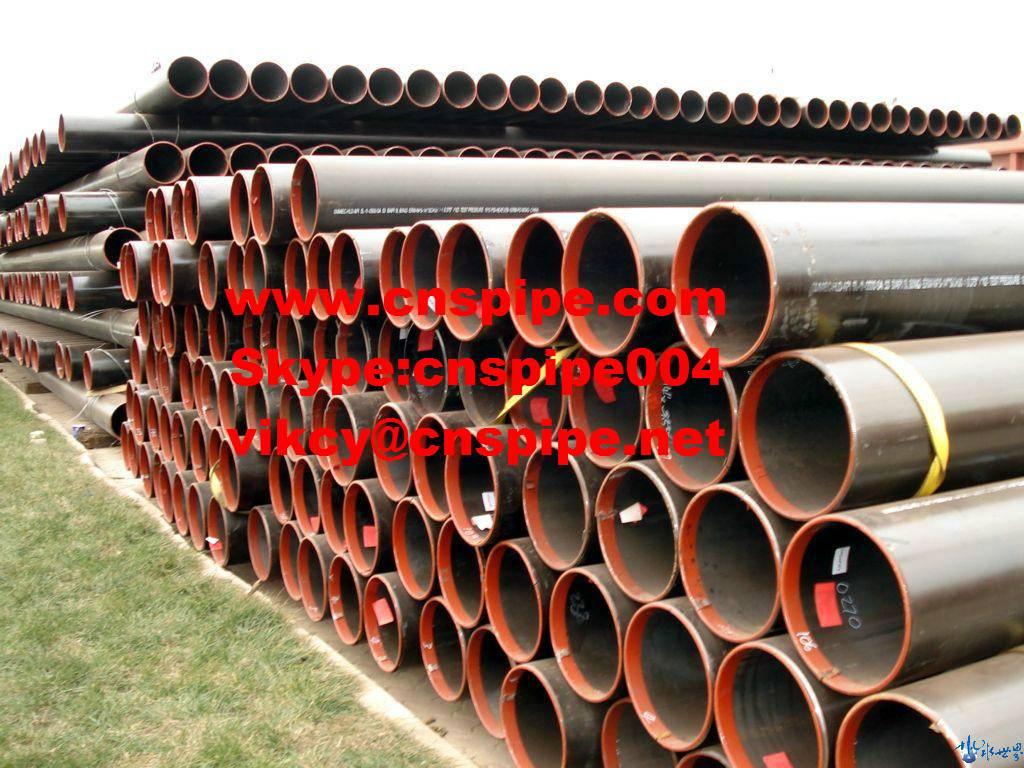 ERW steel pipe on sale