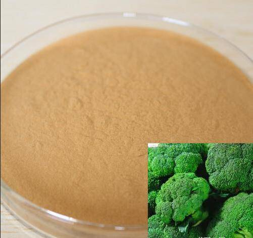 High Standard 6% Sulforaphane Broccoli Extracted CAS 4487-93-7