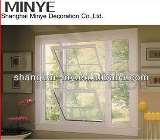 MINYE SINGLE/DOUBLE hung window,American style