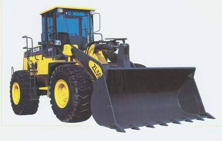 XCMG wheel loader LW640G