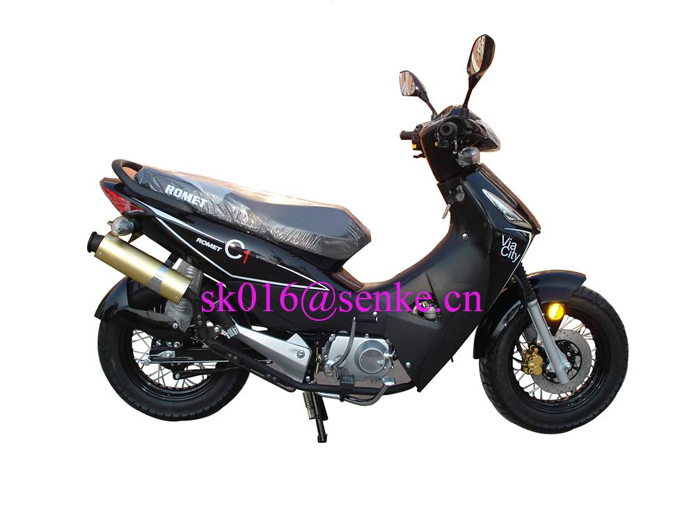 Two wheels 50CC Electric starting scooter road bike