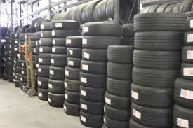 Quality tyres for export, Quality