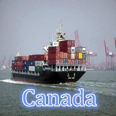 sea freight shipping to Canada from Guangzhou/Shenzhen,China