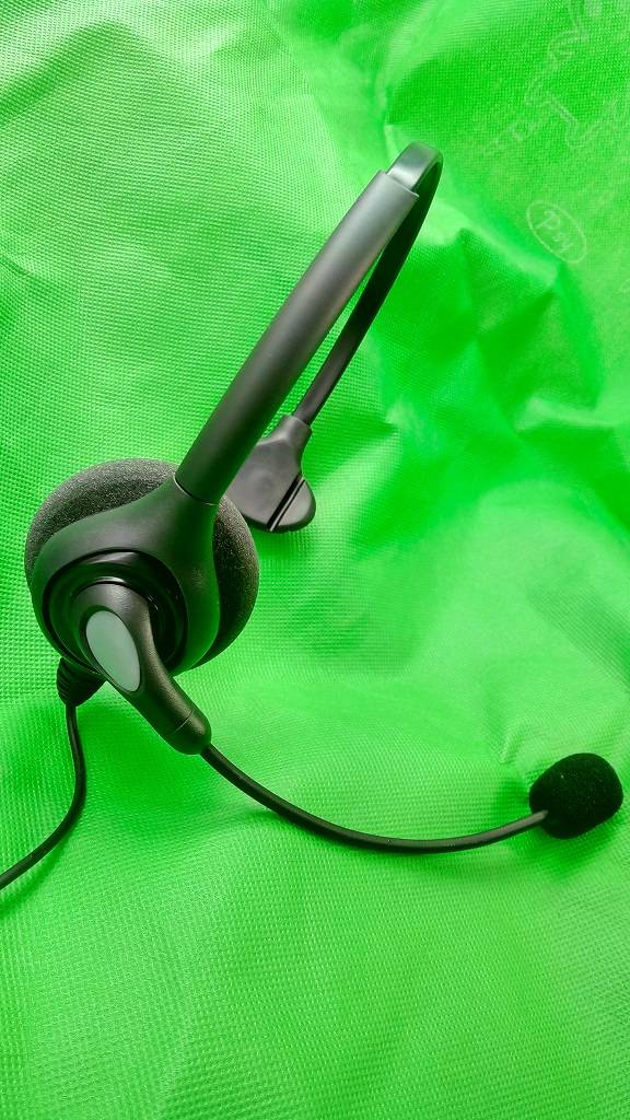 New Headset Series Professional for Call Center Telephone Operator RJ9 RJ11 Contact Center Headset