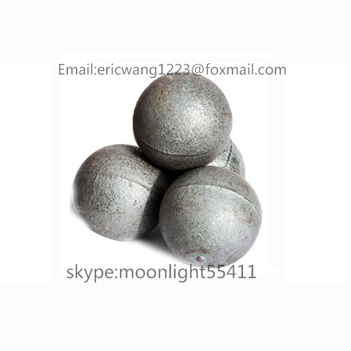 Wholesale Cast steel balls,cast grinding iron media balls --huamin