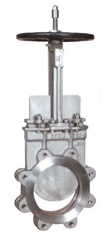 Knife Gate Valve - KSR