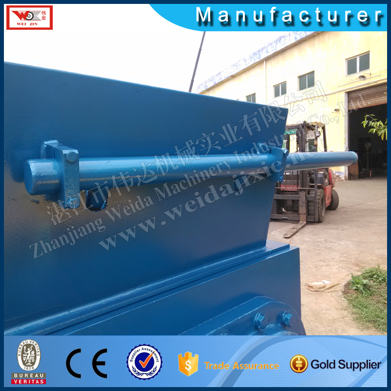 Stardand Rubber Creper Machine