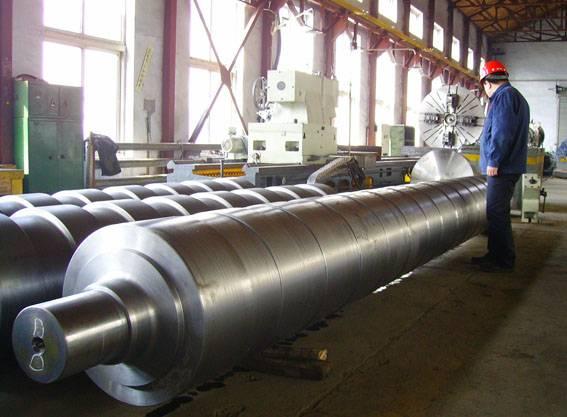 roll shaft
