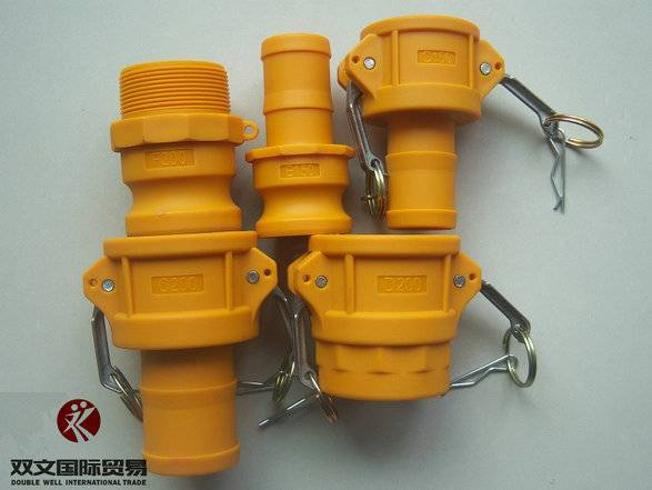 nylon camlock quick couplings factory price from China