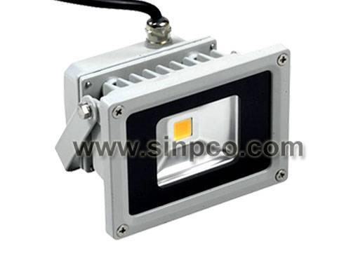 LED Floodlights waterproof IP65 10W COB LED Epistar/BridgeLux