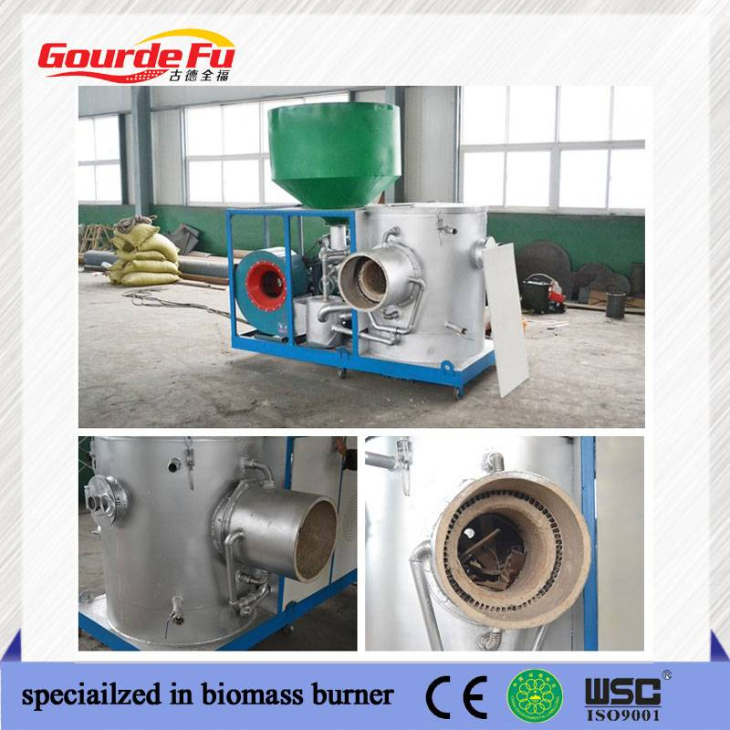 Best pellet burner in china with great services