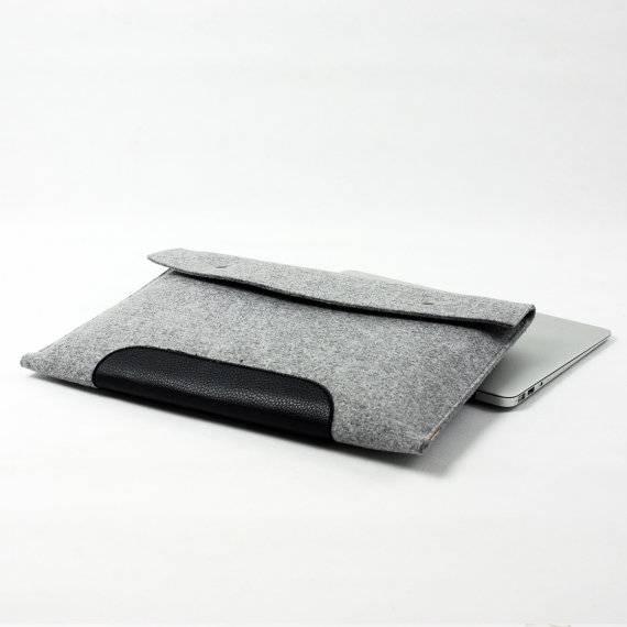 Felt Laptop Bags Laptop Cases Sleeves/Borsa del computer in feltro/Filz Laptoptasche/Bolso de la com