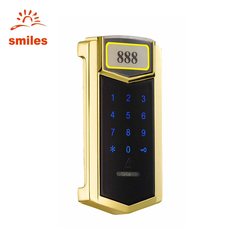 Touch Screen Password Keyless Eletronic RFID Card Reader Locker Lock For GYM/Golf/Swimming Pool