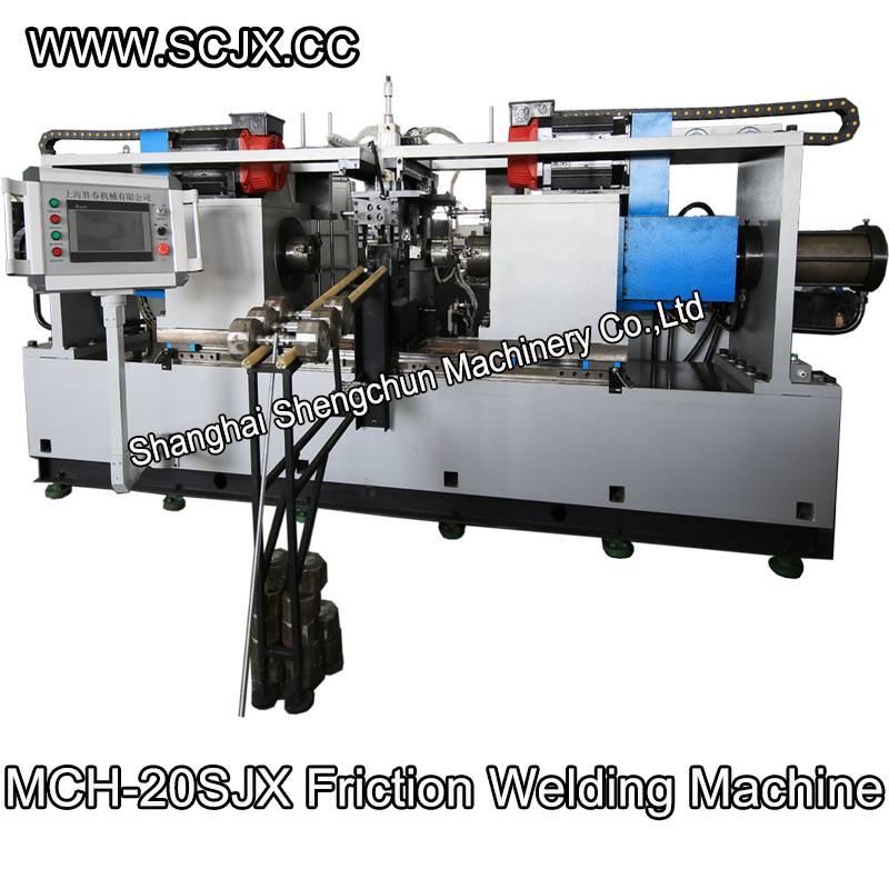 200KN Double Head Servo system Friction Welding Machine