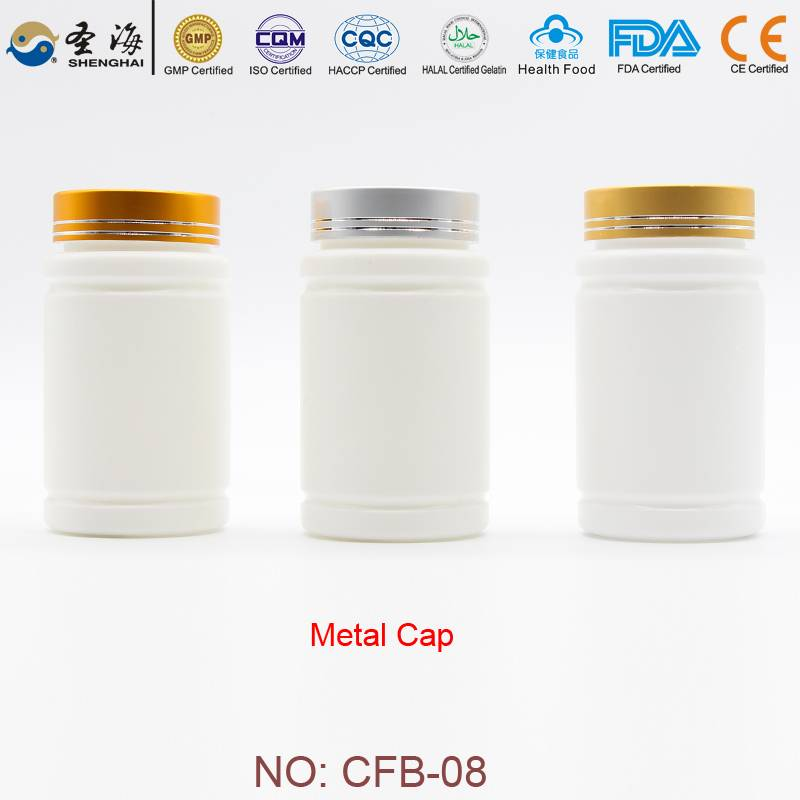 150ml Pharmaceutical Use Empty HDPE Bottle for Sale