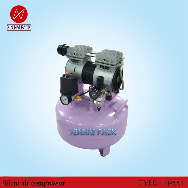 TP551 long working hours mini air compressor price list