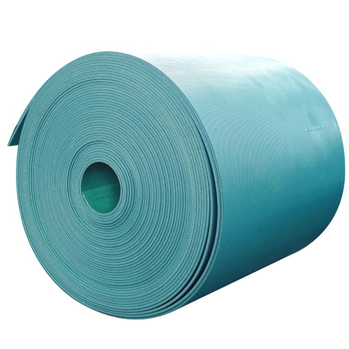 Green/Blue PVC Polishing Conveyor Belt for Keda Ceramic Machine