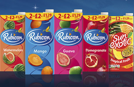 Rubicon Exotic Juices, All Flavours & Sizes