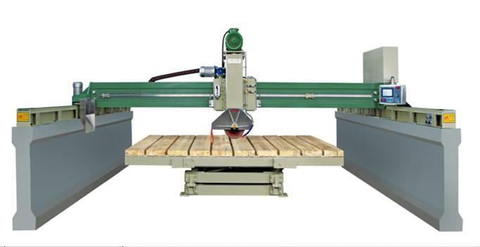 CKD-500/600 Bridge saw stone cutting machine use for marble and granite