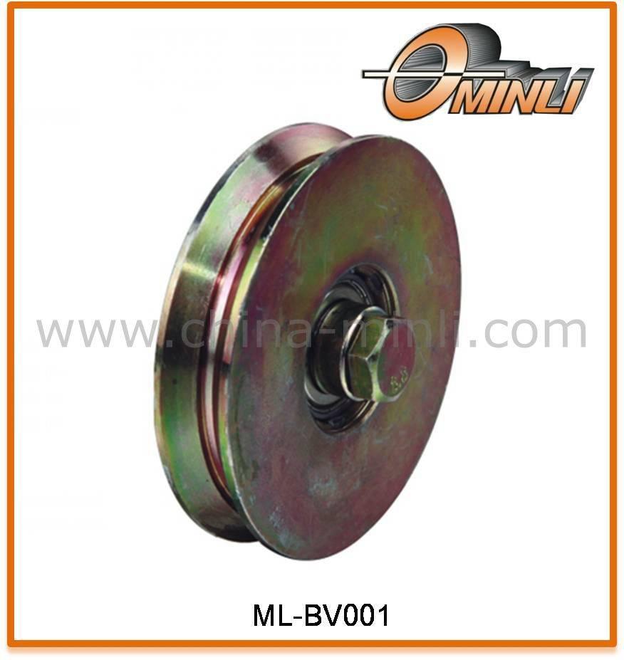 Big Metal Pulley for Gate Door (ML-BV001)