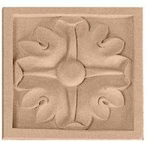 solid wood carving rosette and Ornament, Cabinet Decorative Onlay Customized Decoration