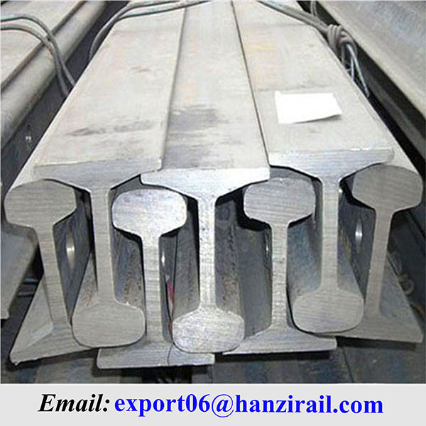 China Steel Rail Railway For Sale