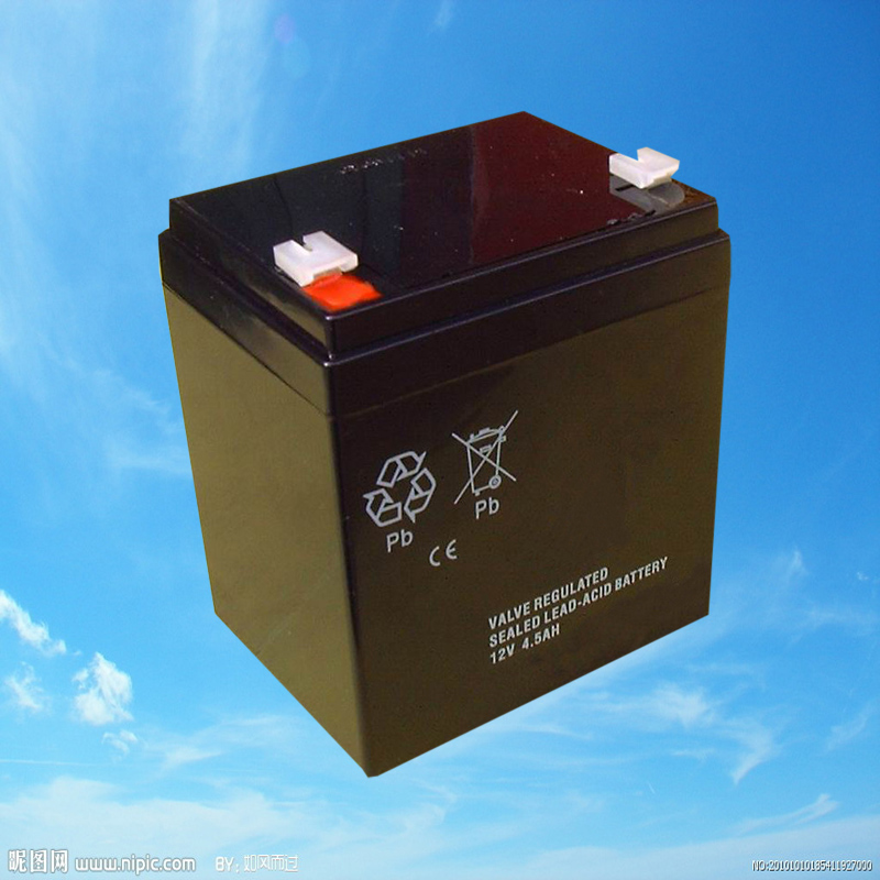 12V4.5AH Maintenance free sealed lead acid battery