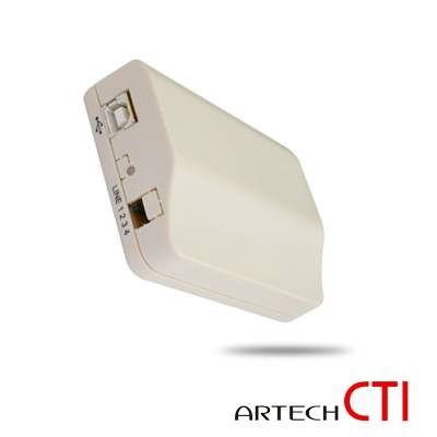 CTI free SDK USB caller ID box with different developing languages