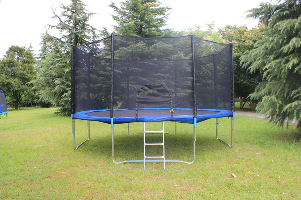 Hot Selling Standard Bungee 10ft Trampoline prices with Safety Net