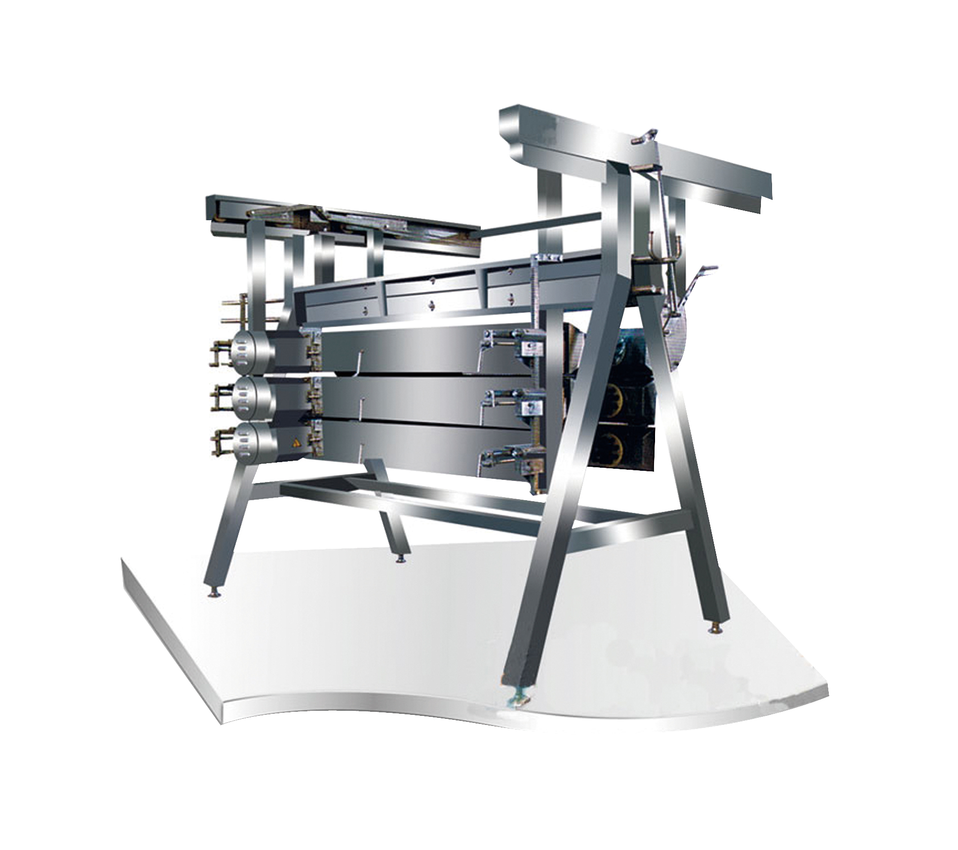 High efficiency slaughter chicken slaughtering equipment for poultry processing equipment
