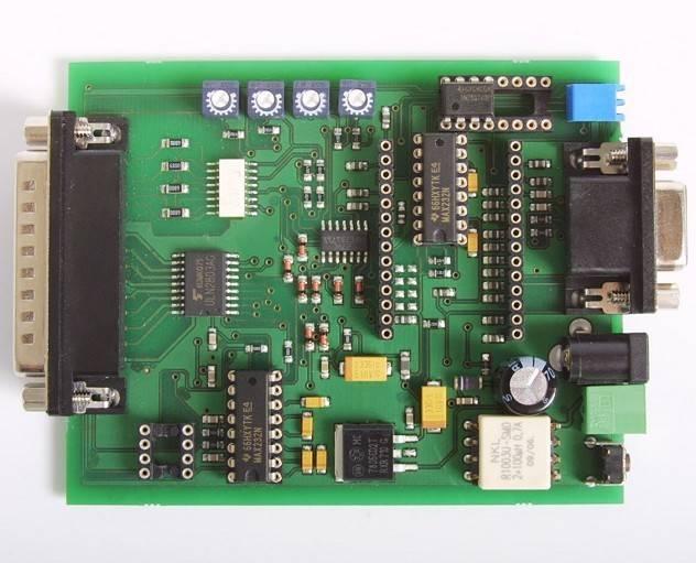 Pcba circuit board assembly