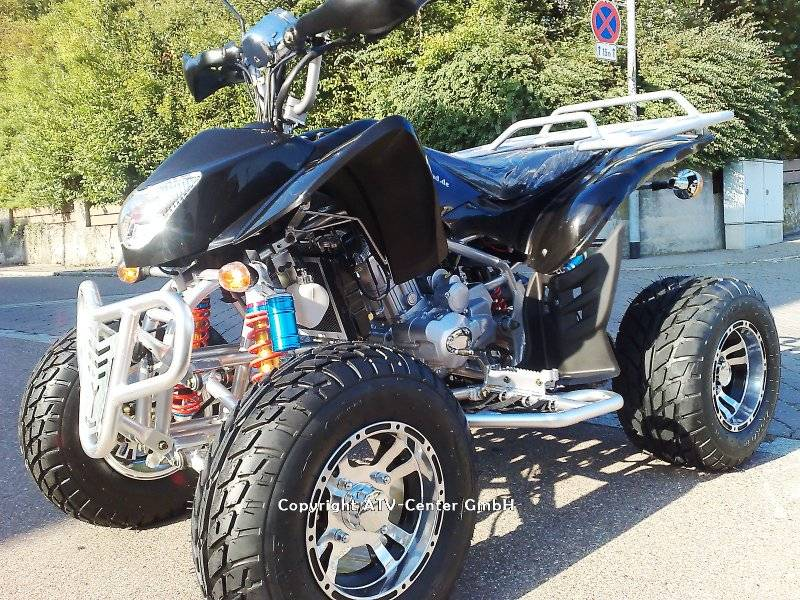 ATV200 EEC water cooled