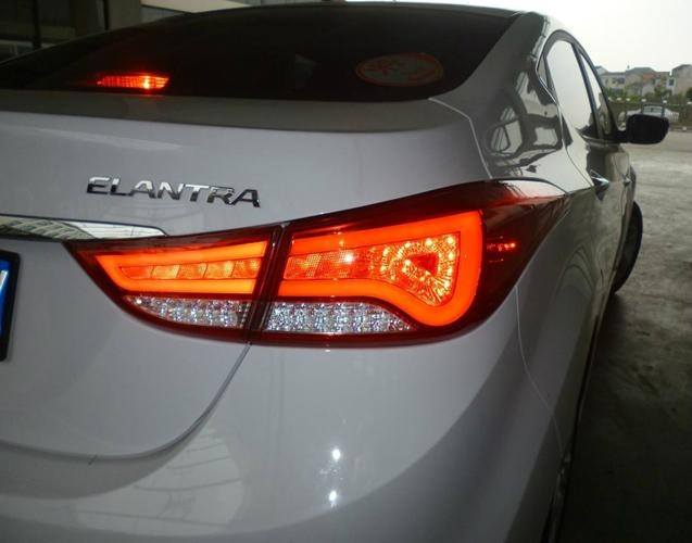 Hyundai Avante update model