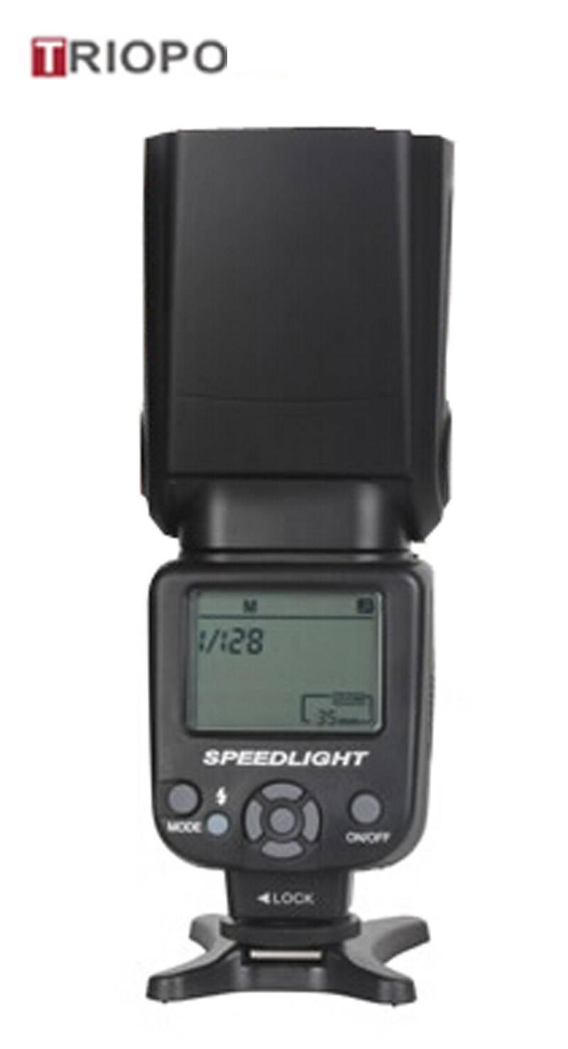 TRIOPO TR-950 camera flash light ,speedlite ,manual flash gun with universal for NIkon and Canon