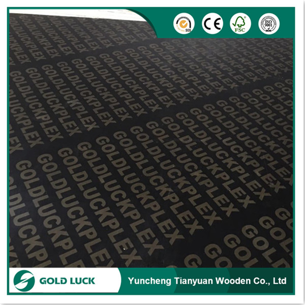 Water Proof 18mm Film Faced Scaffolding Plywood