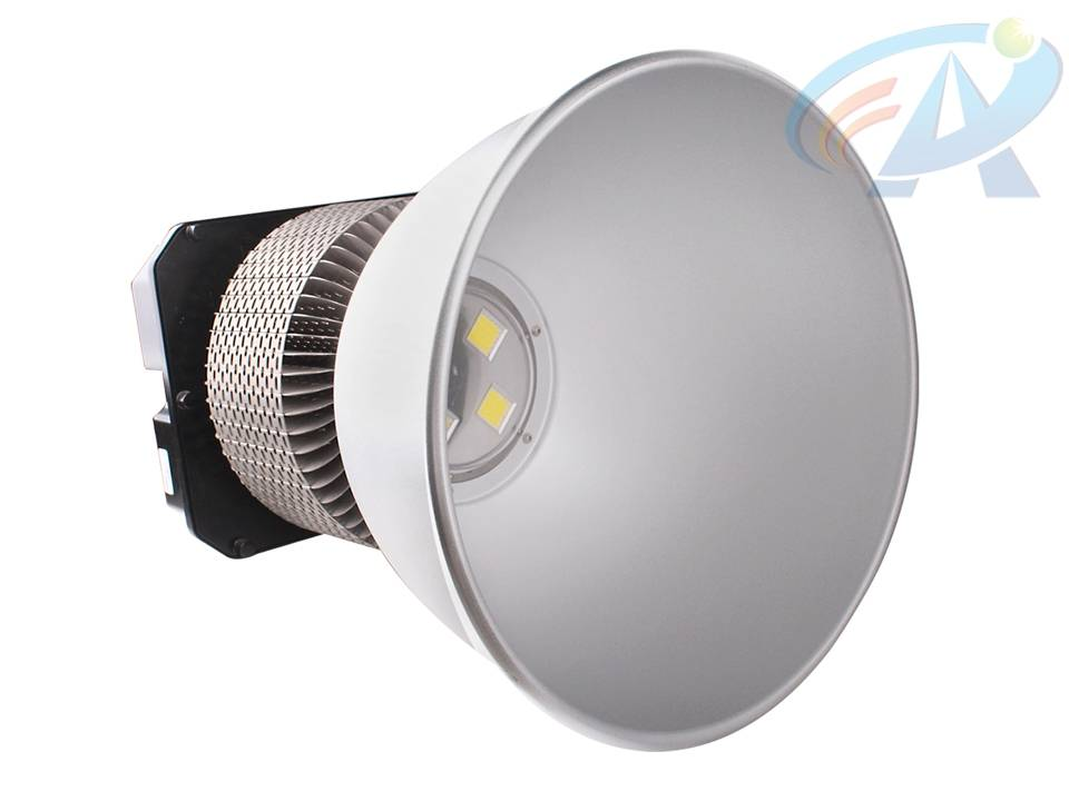 120W Fins Radiator COB Integrated Chips LED High Bay Light