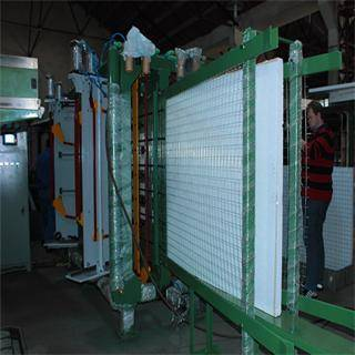 Vertical 3D Panel Machine