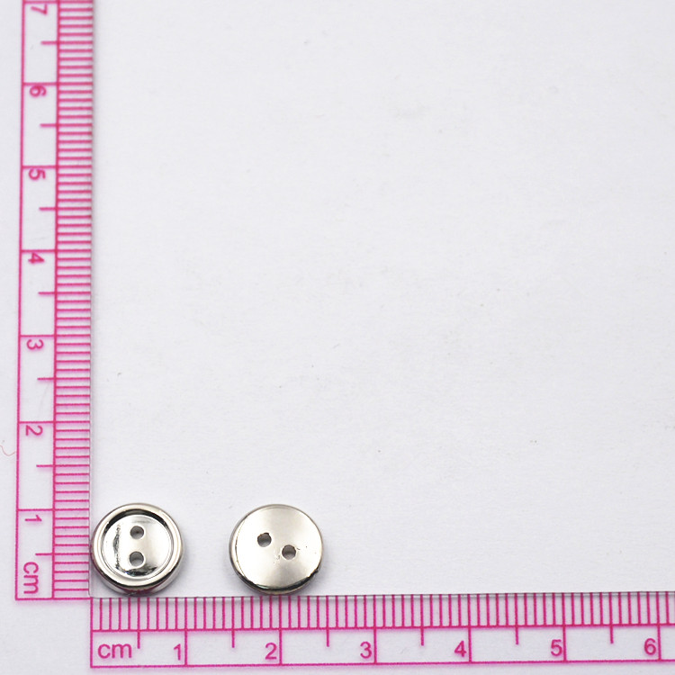 ABS 2Holes Button