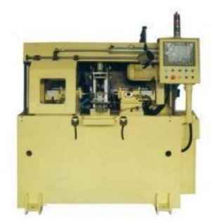 Double station special purpose machine for drilling