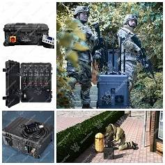 DDS Jammers/EOD Jammers/Portable Bomb Jammer