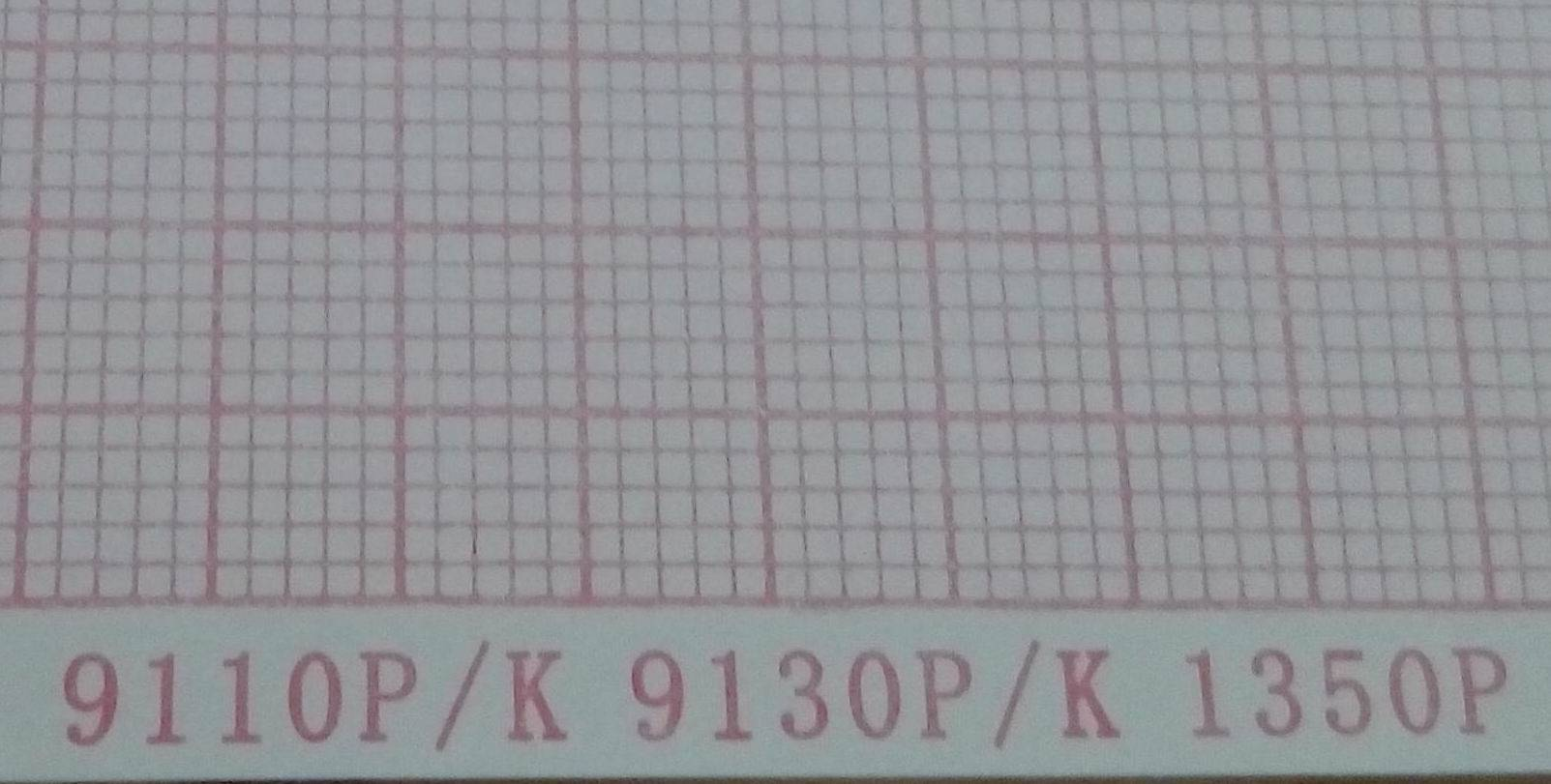Twelve-Conduct Electrocardiograph Paper-210mmX140mm-200P