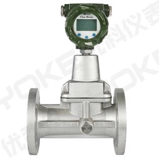 Swirl Gas Flow Meter