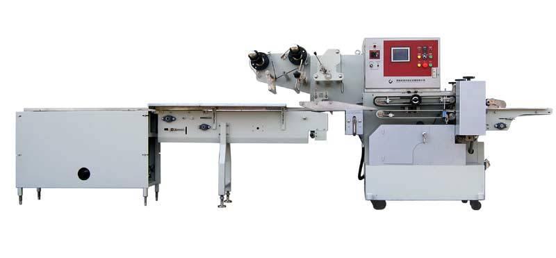 Composite film packaging machine